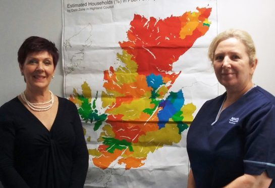 Deirdre Mackay said that fuel poverty was a key issue across Sutherland in particular - but said the new system could be rolled out across the Highlands and the rest of Scotland.