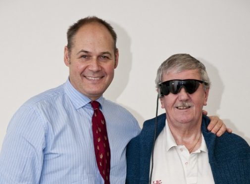 Bionic eye implants to give blind patients hope of regaining sight