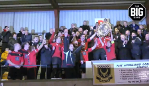 VIDEO: Big Game highlights from Locos' Aberdeenshire Shield victory… in just 90 seconds