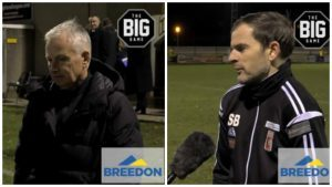 VIDEO: Post-game interviews from Aberdeenshire Shield clash