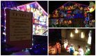 St Peter's Road, Newtonhill, Christmas light switch-on