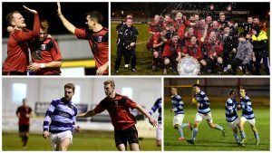 Pictures capture excitement of last night's Aberdeenshire Shield clash