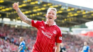 Derek McInnes: Cardiff City have approached us over Jonny Hayes move