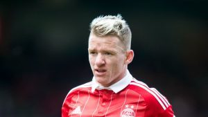 Dons reject Cardiff bid for star man Jonny Hayes