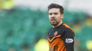 """Dow out to impress against United after """"bitter"""" ending at Tannadice"""