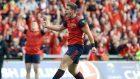 Ian Keatley's drop goal earned Munster a dramatic win