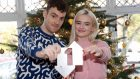 Clean Bandit are the Christmas number one (Official Charts Company/PA Wire)