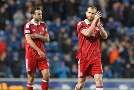 Result didn't match performance says Dons defender Mark Reynolds