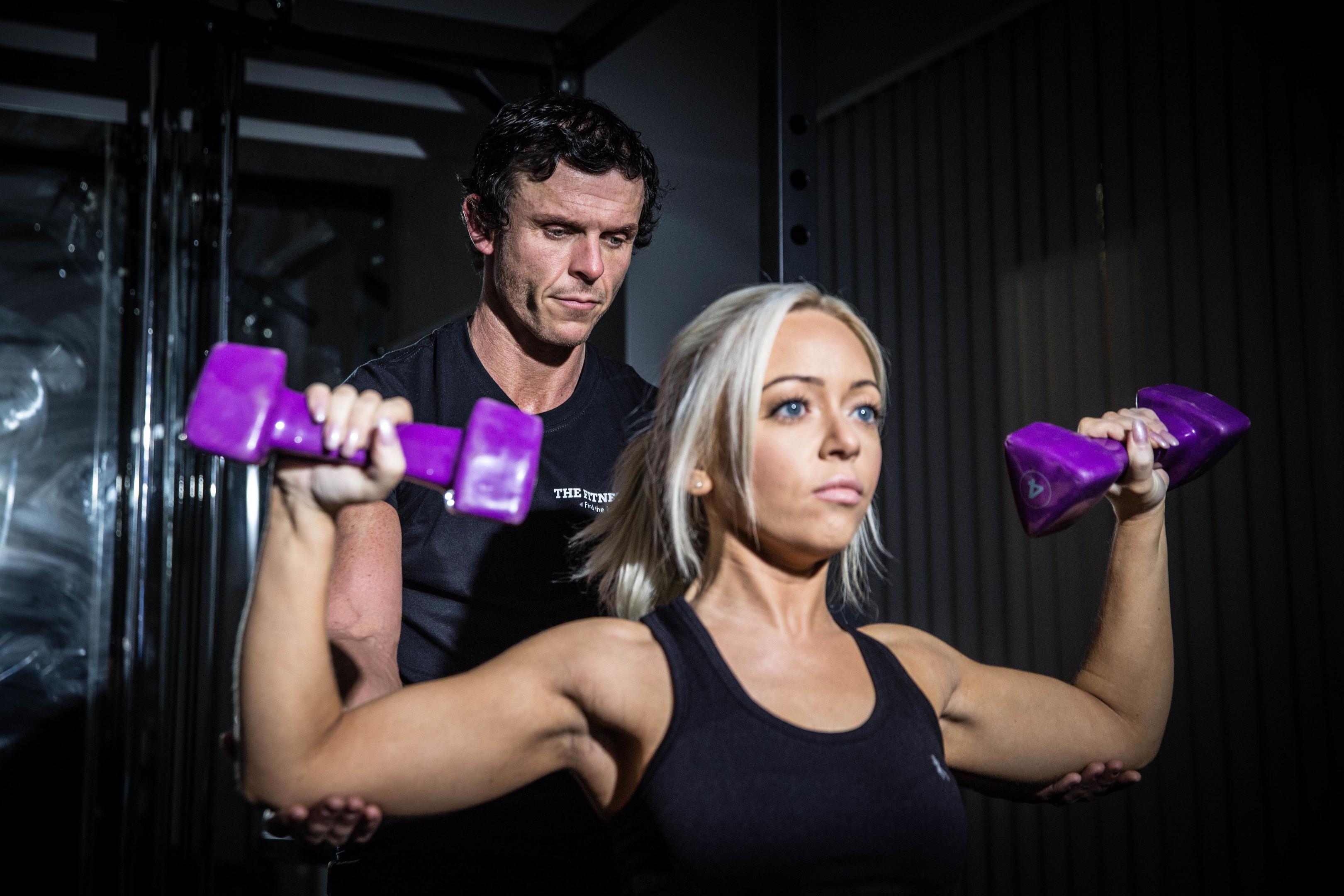 Meet Steve Bradley - The Fitness Guy   Press and Journal