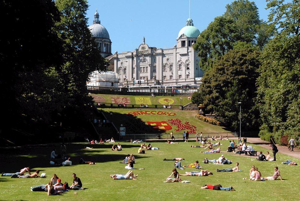 Petition For Union Terrace Gardens Multi Million Pound
