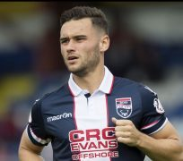 Ross County claim first league win of 2017 at Tynecastle