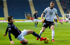 Ross County agree fee for Jason Naismith 'ahead of transfer later today'