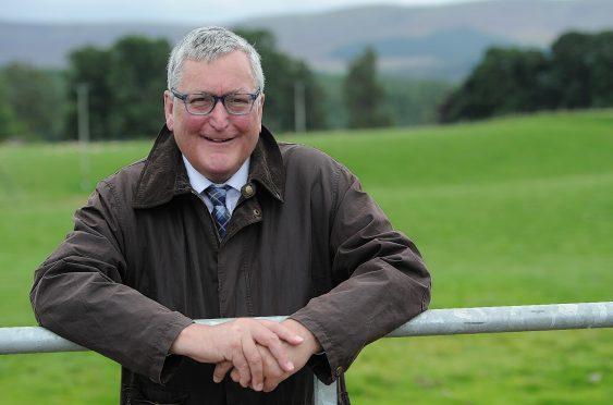 Rural Economy Secretary Fergus Ewing