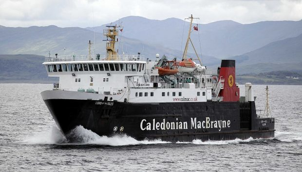 CalMac ferry refit thrown off schedule | Press and Journal