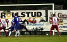 Formartine equalised with a goal by No 4 Paul Lawson.