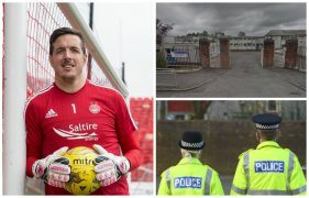 Former Dons star reveals revulsion after bomb hoax at daughter's school