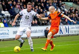 Naismith felt time was right to leave hometown club for Staggies