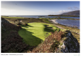 The 12th hole at Ardfin, Jura. Credit Konrad Borkowski