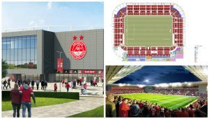 Dons stadium plans: Club submit full and detailed proposals to council