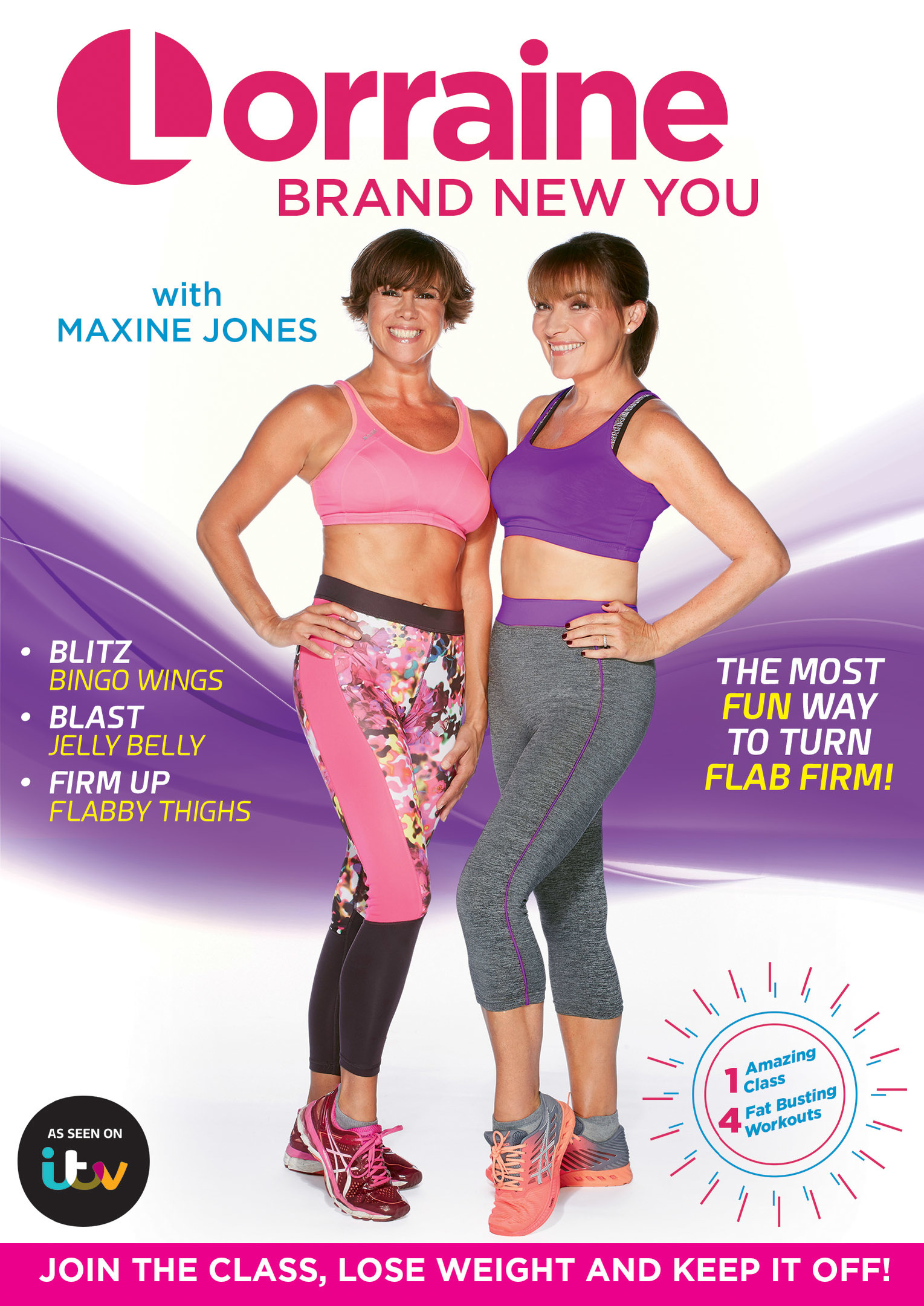 Celebrity Fitness DVDs - YouTube