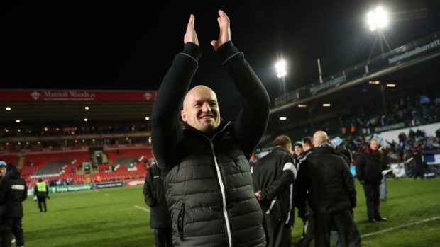 Gregor Townsend's Scotland team have a terrific chance of beating France.
