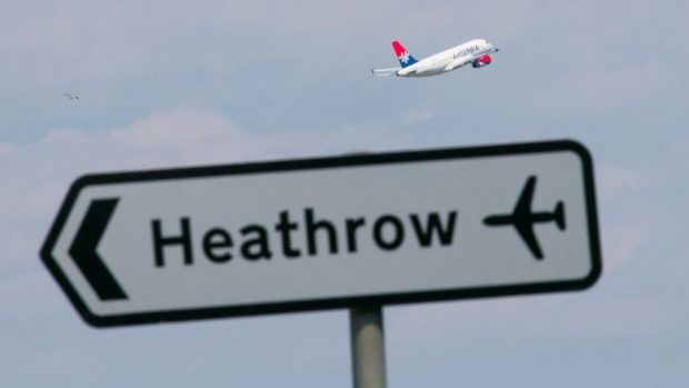 Campaigners claim the Government's October 2016 decision to back plans for a third runway at Heathrow is unlawful