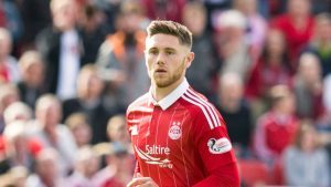 Wes Burns has left Aberdeen