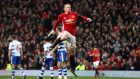 Wayne Rooney is one goal away from becoming Manchester United's record goalscorer