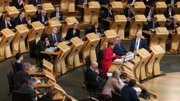 A majority of MSPs are expected to back the motion
