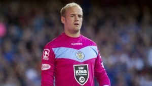 Ridgers poised to become latest Caley Jags signing