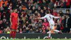 Swansea's Fernando Llorente scored twice