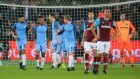 West Ham endured a miserable evening in the FA Cup