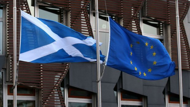 Scotland voted overwhelmingly to stay in the European Union in the Brexit referendum
