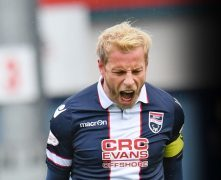 Staggies captain aims to keep Jambos waiting for Tynecastle win