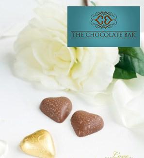 chocolate bar logo
