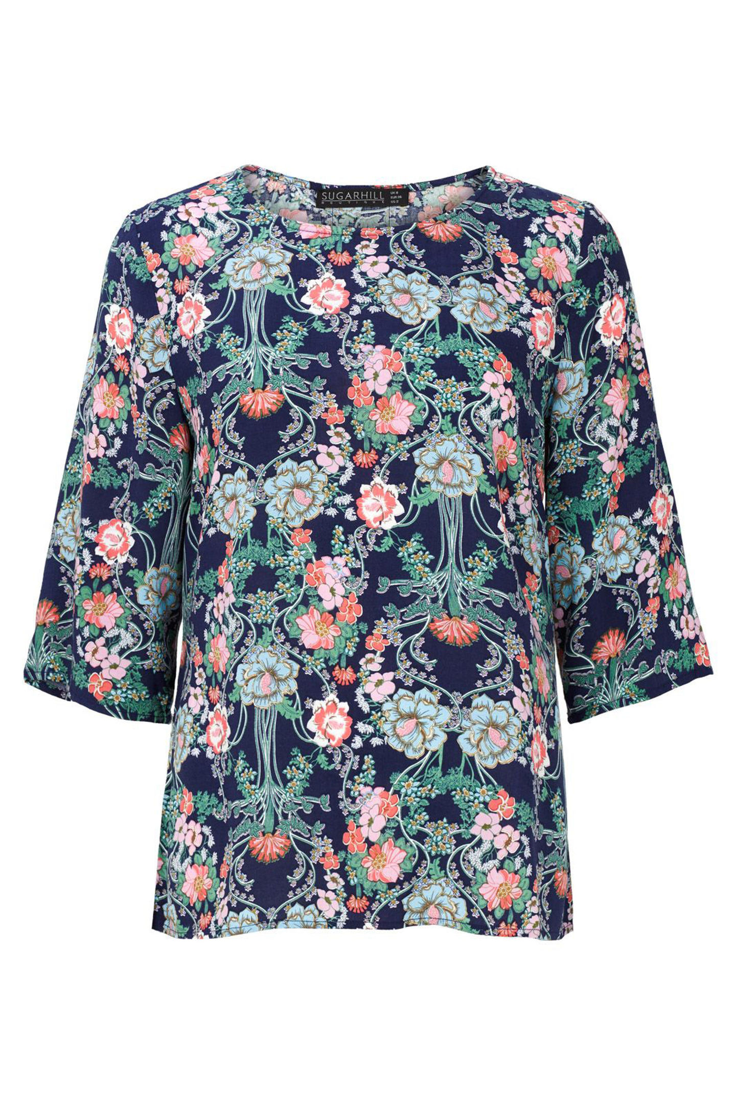 SHOPPING Winter Florals 092795