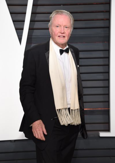 Jon Voight. Photo credit: PA/PA Wire