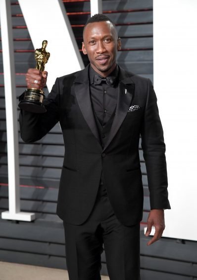 Mahershala Ali.  Photo credit: PA/PA Wire