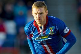 Done deal: Former Caley Jags star Billy Mckay joins Ross County on two-year contract