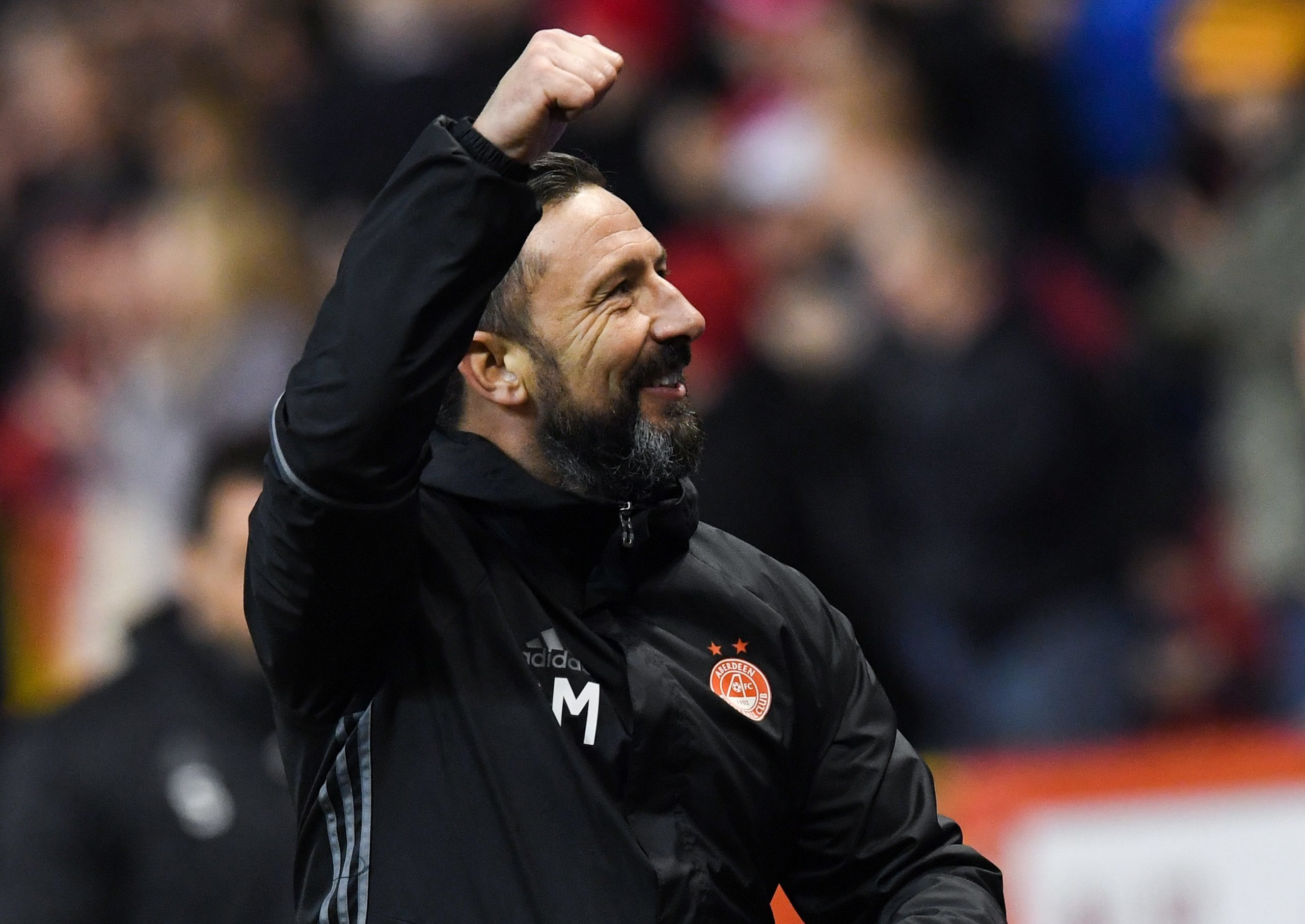 McInnes believes Rangers win fuels confidence for next week's Scottish Cup final