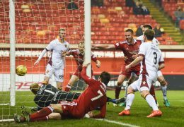 Catch us if you can Rangers… Thumping Dons win give Rooney belief for second
