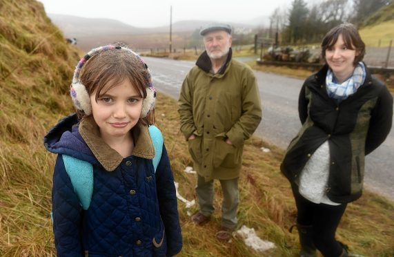 Campaigning villagers in Elphin are a step closer to having the local speed limit reduced.