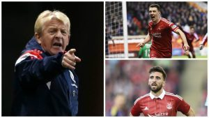 Dear Gordon… Dons duo ready and waiting for Strachan's Scotland call