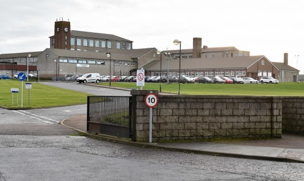 The attack at Fraserburgh Academy has raised security questions.