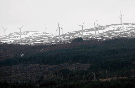 Millenium-Windfarm