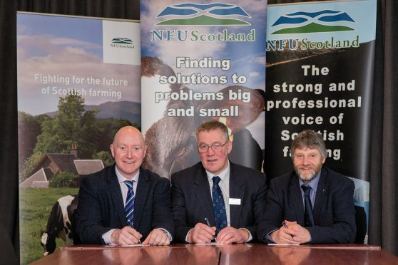 Nfu Scotland Welcomes New Members To Its Board Following