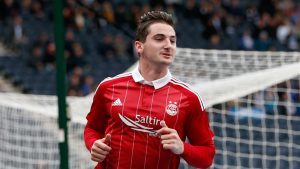 Rangers plan transfer raid for Dons star Kenny McLean