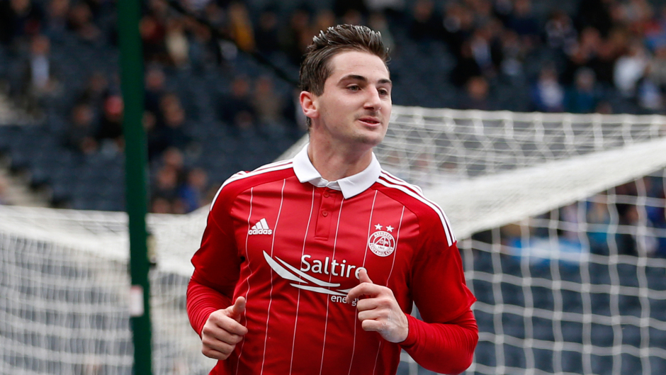 Birmingham city 39 interested in move for dons star kenny for Five star motors aberdeen