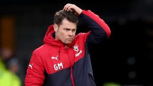 Gers speculation will not affect Staggies, says Coyle