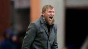 Foran says friendly rivalry with Staggies must end